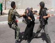 une femme musulmane: ennemi des sionistes