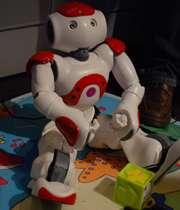 نیو؛ ربات احساساتی