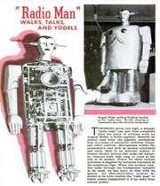 سرگذشت عجيب رباتها