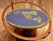 زمین کره است یا تخت