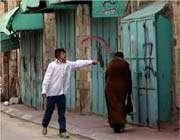 la profanation de l'islam: habitude  sioniste dans le monde