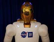 اولين ربات فضانورد