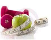 درمان چاقی با میوه