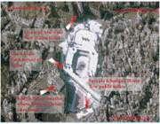 quelques unes des destructions des wahhabites à la mecque