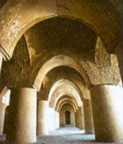 la mosquée tarikhaneh