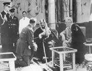 abd al-aziz bin saoud rencontre roosevelt en 1943