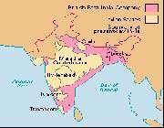 le rôle clef de la british india east company
