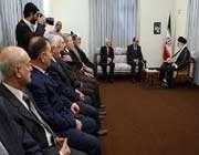 rencontre avec le premier ministre irakien et sa délégation
