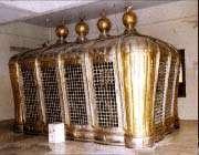 la tombe des imams à baqi avant sa destruction par les wahhabites