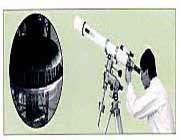نحوه کار با تلسکوپ