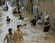 a file photo of pakistans worst flood on record