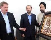 سرمربی انگلیسی بیلیارد ایران مسلمان شد