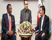 ڈاکٹر محمود احمدی نژاد اور  کنت مارندہ