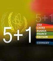 les pays du groupe 5+1