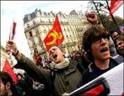 مظاهرات آلاف الطلاب الجامعيين