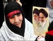 rencontre avec un grand nombre de membres des forces révolutionnaires du basij de la province de qom