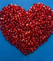 انار و سلامت قلب