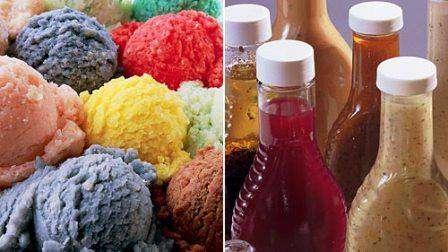 فناورینانو میتواند طعمهاو رنگهای غذایی جدیدی را ایجاد کند