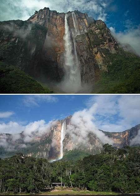 آبشار های آنجل