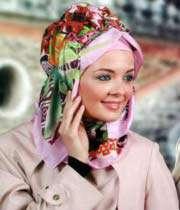 une femme musulmane