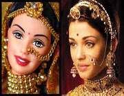 عروسک باربي هندي