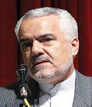 le premier vice-président de l'iran