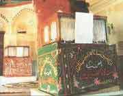 حضرت سکینہ کا  مزار