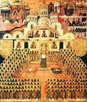 le synode, tradition millénaire de l'eglise