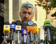 أمين المجلس الاعلى للامن القومي الايراني سعيد جليلي
