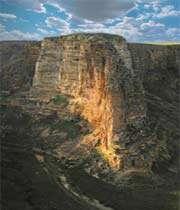 المناطق الطبيعية في كردستان