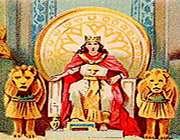 سلیمان و ملکه ی سبا