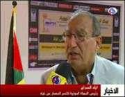 مدير مركز الدراسات السياسية والتنموية في غزة محمد الحراثاني