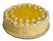 خشک ميوہ اور ليموں کا کيک
