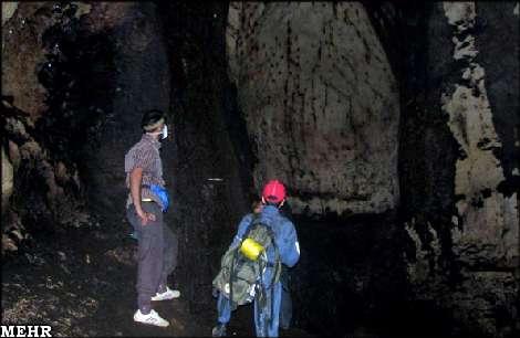 غار پبده