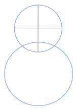 دایره ها به کمک ما می آیند!