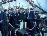 الحريري يتفقد مراكز صناعية ايرانية