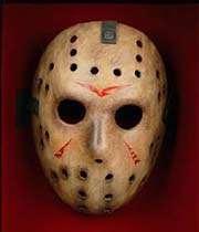 le masque de la peur