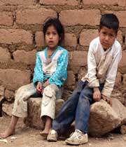 کودکان خیابانی از زندگی در جنگل شهری عکس گرفتند!