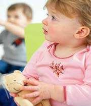 comment votre enfant apprend-il à se sociabiliser?