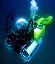 نحوه اکتشاف اعماق دریا