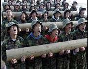 un camp militaire