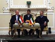 رئيس مجلس الشوري الاسلامي علي لاريجاني