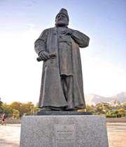 kabir statue