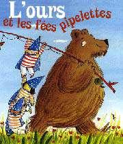 l'ours et les fées pipelettes