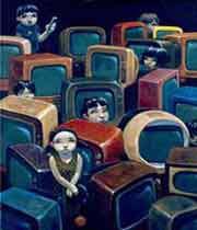 بچہ اور ریڈیو ٹى وی