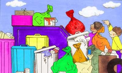 آموزش بازیافت برای کودکان