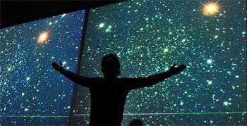 بزرگترین عکس جهان از آسمان