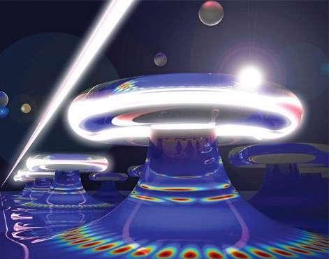 فوتونهایی برای اندازهگیری نانوذرات