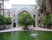 khan school, shiraz