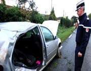 le ministre de lintérieur brice hortefeux a révélé le nombre de tués sur les routes de france en 2010